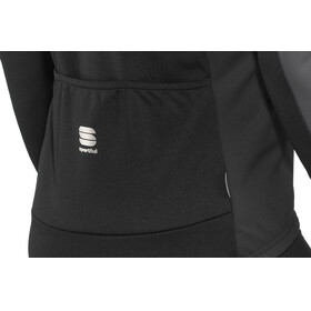 Sportful Giro Softshell Jacket Men black/anthracite/red